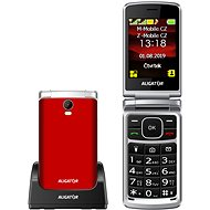 ALIGATOR V710 Senior red - Mobile Phone