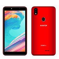 Aligator S5540 Duo 32GB červený - Mobilní telefon