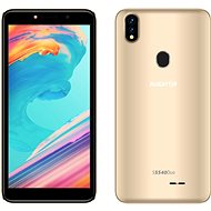 Aligator S5540 Duo 32GB zlatý - Mobilní telefon