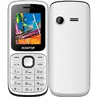 Aligator D210 Dual SIM bílá - Mobilní telefon
