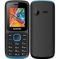 Aligator D210 Dual SIM modrá - Mobilní telefon