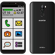 Aligator S5710 Senior 16GB černá - Mobilní telefon