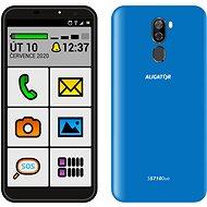 Aligator S5710 Senior 16GB modrá - Mobilní telefon