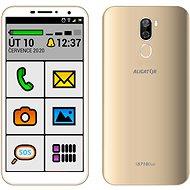 Aligator S5710 Senior 16GB zlatá - Mobilní telefon