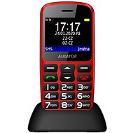 Aligator A690 Senior Red - Mobile Phone