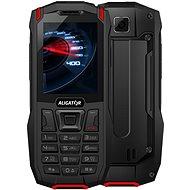 Aligator K50 eXtremo LTE červený - Mobilní telefon