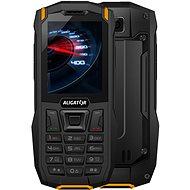 Aligator K50 eXtremo LTE oranžový - Mobilní telefon