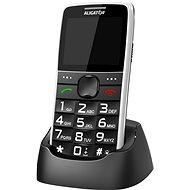 Aligator A675 Senior bílá - Mobilní telefon