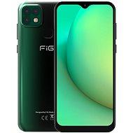 Aligator FiGi Note 1 Pro gradientní zelená - Mobilní telefon