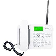 Aligator T100 bílý - Mobilní telefon