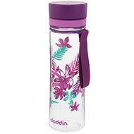 ALADDIN AVEO láhev na vodu AVEO 600ml fialová s potiskem - Láhev na pití