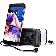 ALCATEL IDOL 4 Dark Grey - Mobilní telefon