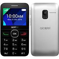 ALCATEL ONETOUCH 2008G Black/Silver - Mobilní telefon