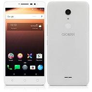 ALCATEL A3 XL White Silver - Mobilní telefon