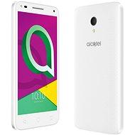 ALCATEL U5 3G Pure White/Light Grey - Mobilní telefon
