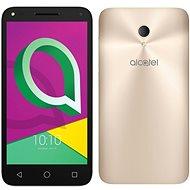 ALCATEL U5 3G Premium 4047F Metallic Gold - Mobilní telefon