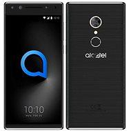 ALCATEL 5 Metallic Black - Mobilní telefon