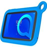 Alcatel 1T 7 2019 KIDS 1/16 Blue Bumper Case - Tablet