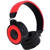 ALIGATOR AH01 červená - Bezdrátová sluchátka