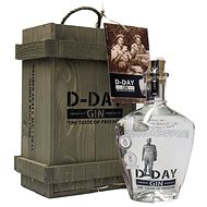 Rubbens Gin D-Day 700 Ml 40,4% - Gin