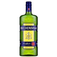 Jan Becher Becherovka 700 Ml 38% - Likér
