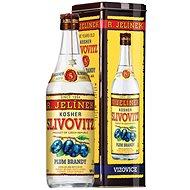 Rudolf Jelínek Slivovice Kosher Silver 5Y 0,7l 50% plech - Pálenka