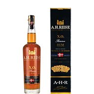 A.H.Riise X.O. Reserve The Thin Blue Line Denmark 21Y 700 Ml 40 % - Rum