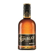 BOŽKOV Republica Exclusive 8y 500ml 38% - Rum