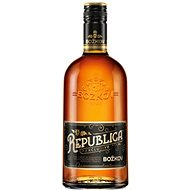BOŽKOV Republica Exclusive 8y 700ml 38% - Rum