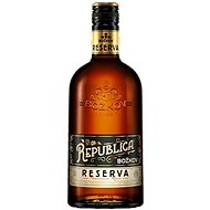 BOŽKOV Republica Reserve 12y 700ml 38% - Rum