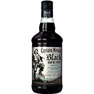 Captain Morgan Black Spiced 0,7l 40 % - Rum