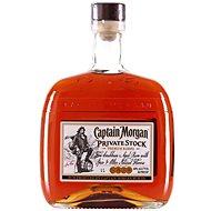 Captain Morgan Private Stock 1l 40 % - Rum