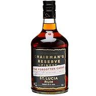 St. Lucia 1931 Chairman'S Reserve The Forgotten Casks Rum Xo 700 Ml 40% 2007 - Rum
