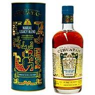 Cihuatán Nahual Legacy Blend Batch 2 700 Ml 47,5% L.E. Tuba - Rum