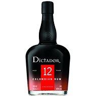 Dictador 12Y 0,7l 40% - Rum