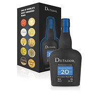 Dictador 20Y 700 Ml 40% - Rum