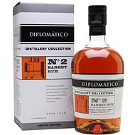 DIPLOMATICO No. 2 Barbet Rum Distillery Collection 4y 2013 700ml 47% L.E. / Bottled 2017 - Rum