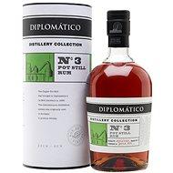 Diplomatico No. 3 Pot Still Rum Distillery Collection 2010 700 Ml 47% L.E. - Rum