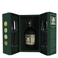 Diplomatico Reserva Exclusiva Ritual Set 12Y 700 Ml 40% + 2X Sklo Gb - Rum