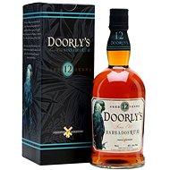 Doorly'S 12Y 0,7l 43% - Rum