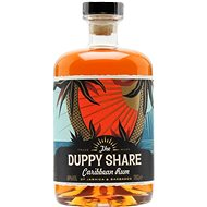 Duppy Share 0,7l 40% - Rum