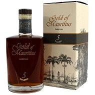 Litchquor Gold Of Mauritius 5Y 0,7l 40% - Rum