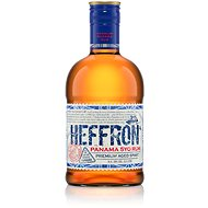 Heffron Panama Rum 5YO 0,5l 38% - Rum