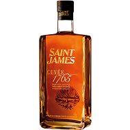 Saint James Cuvee 1765 6Y 700 Ml 42% - Rum
