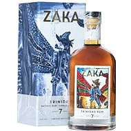Zaka Trinidad 7Y 700 Ml 42% L.E. - Rum