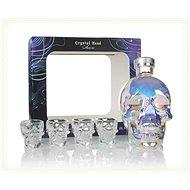 CRYSTAL HEAD Vodka 700ml 40% + 4x Glass GB - Vodka