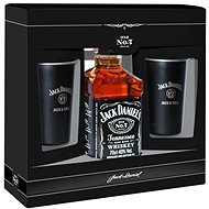 Jack Daniel'S + 2X Plecháček 700 Ml 40% Gb - Whiskey