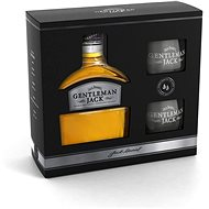 Jack Daniel'S Gentleman Jack 700 Ml 40% + 2X Sklo Gb - Whiskey