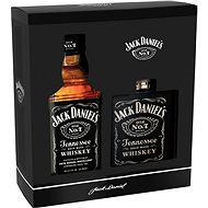 Jack Daniel'S No.7 + Placatka 700 Ml 40% Gb - Whiskey