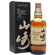 Suntory Yamazaki Whisky 12Y 700 Ml 43% - Whisky